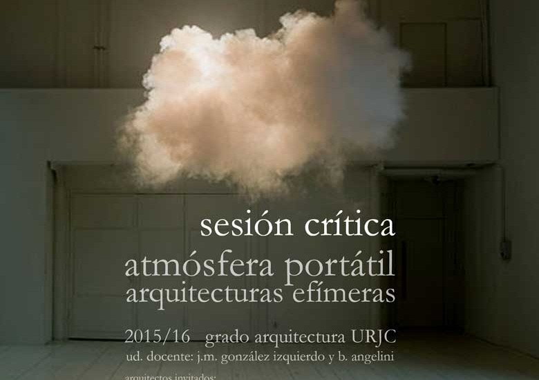 URJC EPHEMERAL ARCHITECTURE. Final review